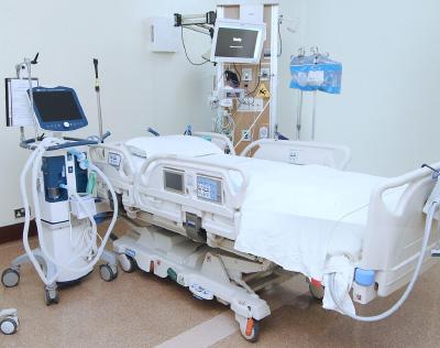 ICU-reception