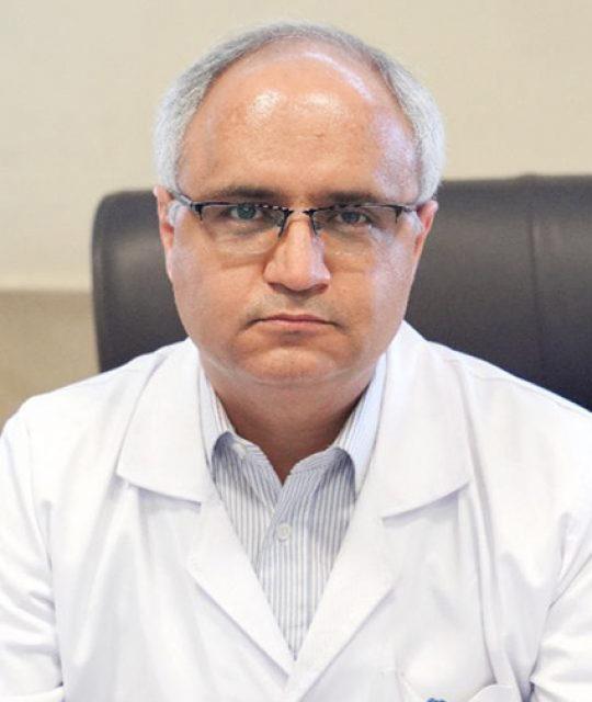 دکتر محمدرضا حاجـی اسماعیلی